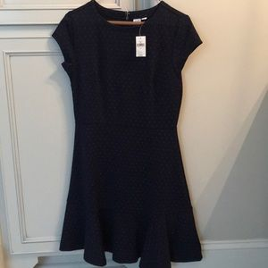 Brand new gap dot print dress